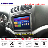 Liislee For Dodge Journey / JC / JCUV / For Fiat Freemont Car Android GPS Navi Navigation Radio Stereo Screen Multimedia System