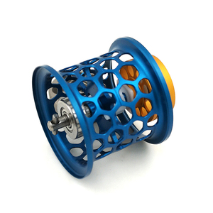 Image 5 - DIY סליל קל משקל עבור DAIWA PX68 PIXY אלפא אוויר זרם CUSTOM חלת דבש דיג סליל סליל