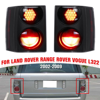 NEW 1/2Pcs Left/ Right Car Tail Light Executive Taillights with Bulb and Harness for Land Rover Range Rover L322 2002 -2009