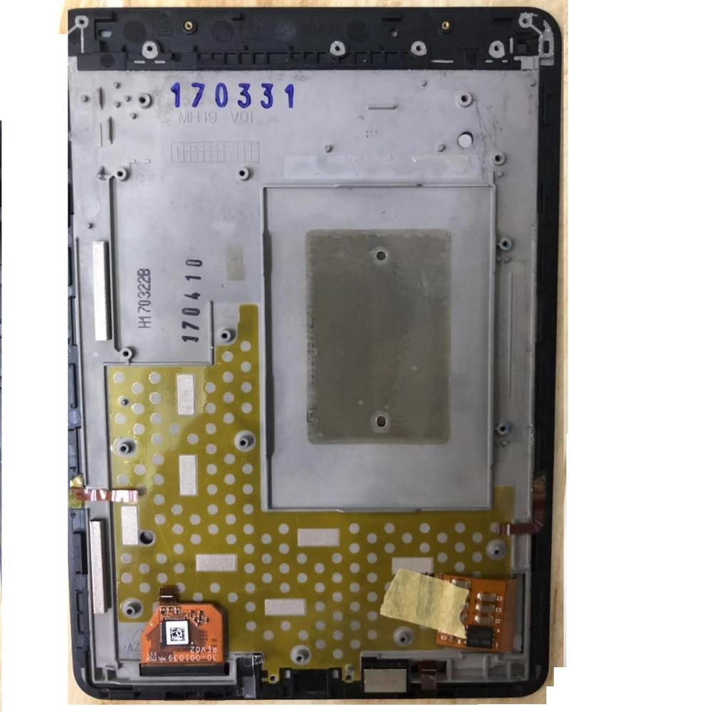 Écran Lcd de 6 pouces et écran tactile avec rétro-éclairage pour écran de Voyage AMAZON KINDLE matrice Eink pour voyage Kindle