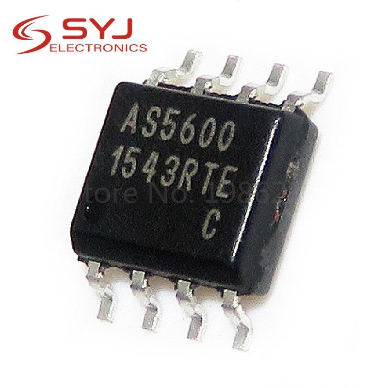 2 шт./лот AS5600-ASOM AS5600 лапками углублением SOP-8 в наличии