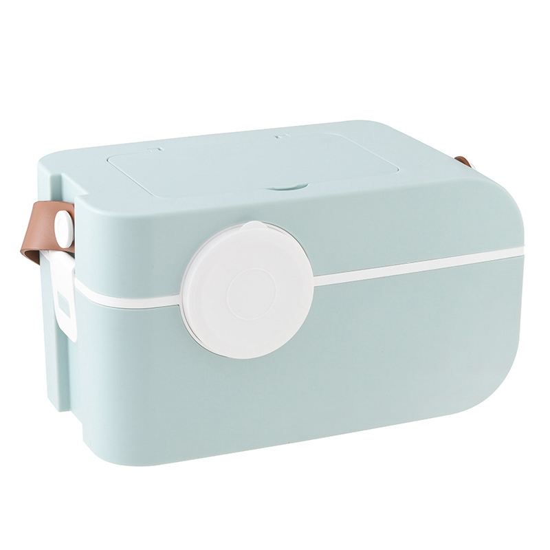 Multi-Layer First Aid Kit Storage Organizer Medicine Box Portable Medical Kits PP Plastic Drawer Drug Storage Box Chest Home
