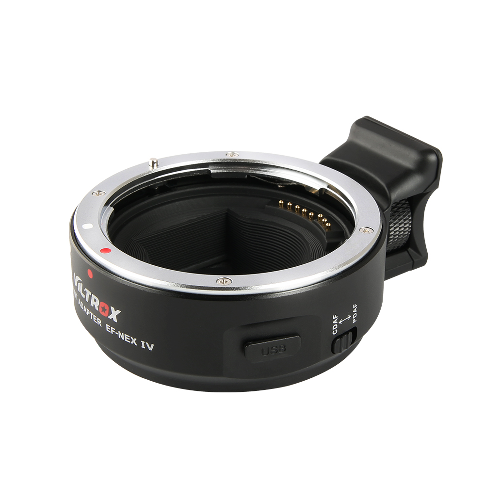 Image 4 - Viltrox EF NEX IV Auto Focus Lens Adapter for Canon EOS EF EF S Lens to Sony E NEX Full Frame A9 AII7 A7RII A7SII A6500 A6300-in Lens Adapter from Consumer Electronics