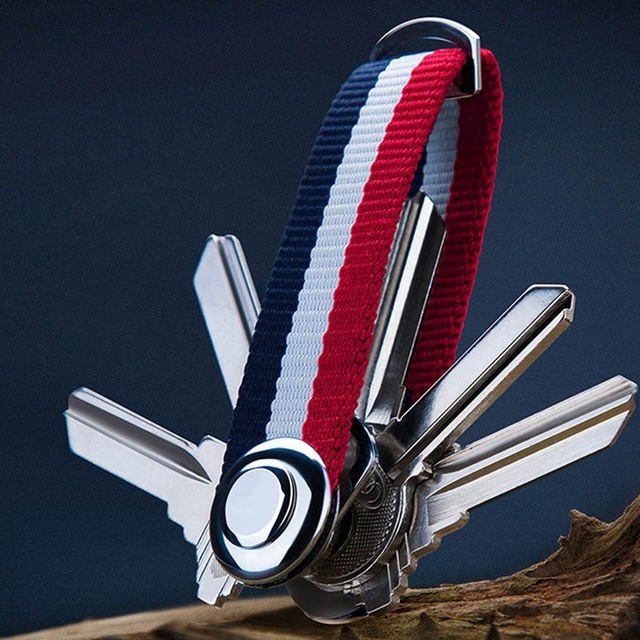 New Smart Key Pouch Bag Case Wallet Key Holder Creative Gift Car Key Organizer Portable Compact Key Clip Keychain Housekeeper