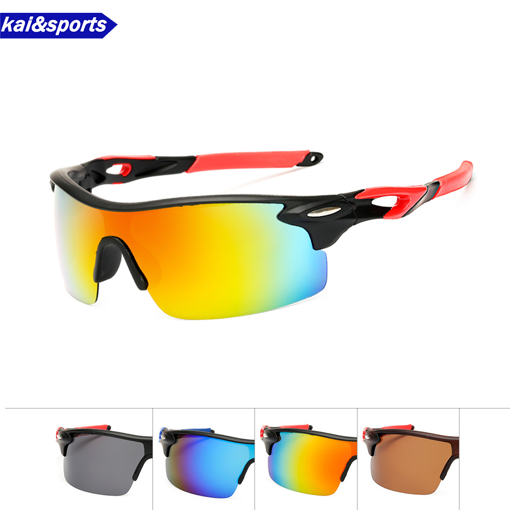 2019 New Polarized Cross Country Skiing Glasses Polarizing Riding Glasses Ski Goggles Sports Sunglasses Snowboard Fashion