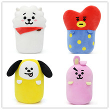 BTS BT21 Round Plush (7 Models)