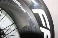 Good quality F5R 50mm F6R 60mm carbon wheelset F9R 88mm 23mm 25mm width Fast forward F4R 38mm clincher wheels for Road Bike