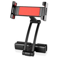 Car Headrest Tablet Mount  Universal Backseat Tablet Holder Compatible with iPad Pro/Air/Mini Kindle Fire iPhone and Other 5 12.|Tablet Stands| |  -