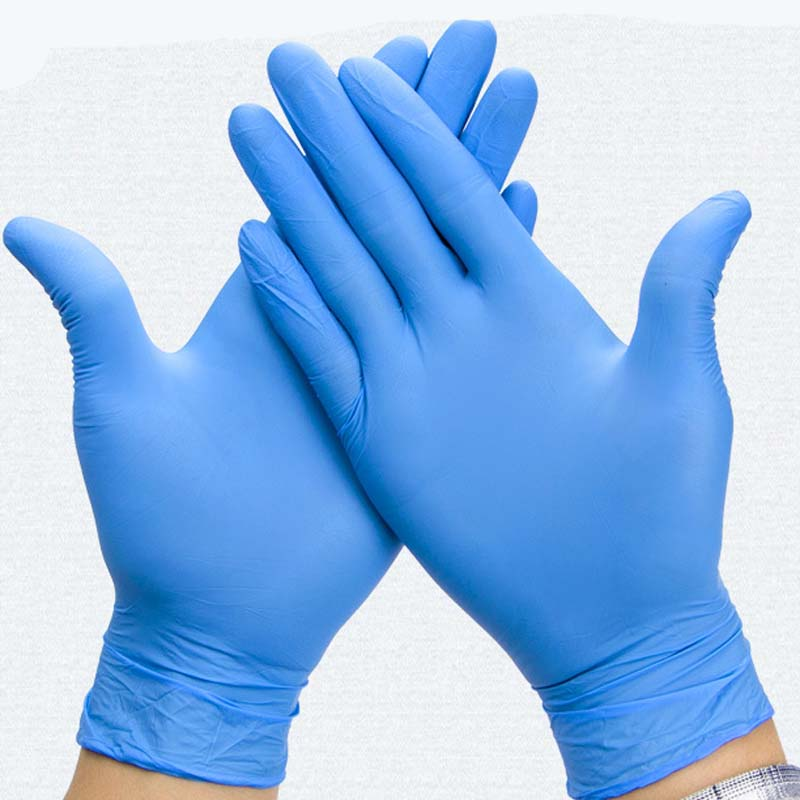 Thick Micro-elastic Labor Protection Gloves Insulated Wear-resistant Rubber Gloves