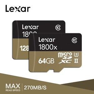 Lexar Professionele 1800x Microsdxc UHS-II Micro Sd Kaarten 64 Gb 32 Gb Hoge Snelheid V90 U3 Klasse 10 Geheugenkaart flash Tf Kaarten(China)