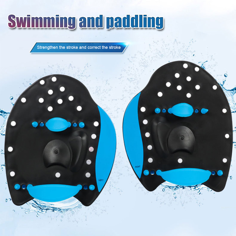 Swimming Paddles Swimming Palms Children Adult Paddling Training Exercises Arm From Silicone Hand Paddles Swimming Paddles  SEC8