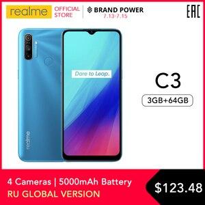 realme C3 5000mAh Battery Mobi