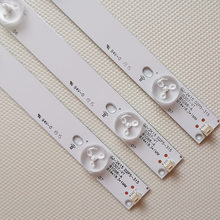 3PCS/Set 614mm New LED Strip GJ-2K15 D2P5-315 D307-V1 For Philips 32