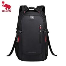 OIWAS School Bags 14 inch Laptop Backpacks Waterproof Nylon 29L Casual Shoulder Bagpack Travel Teenage Men's Backpack mochila