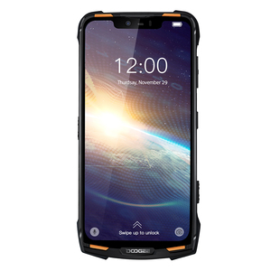 Image 5 - Newest DOOGEE  S90 Pro Android 9.0 Smartphone IP68 Rugged Mobile Phone Octa Core 6GB 128GB 6.18 FHD+ Display Helio P70  16MP