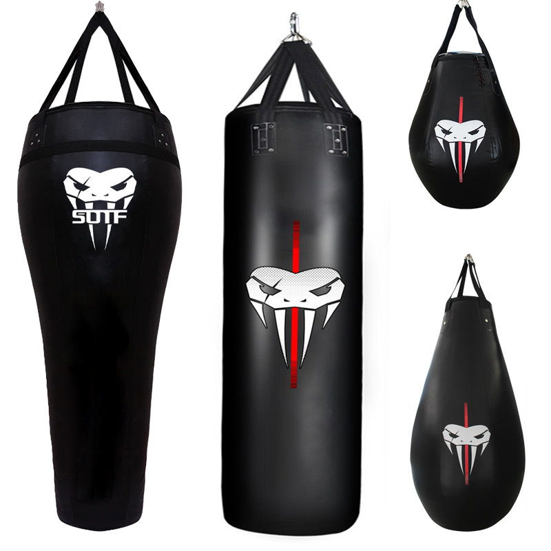 Punching Speed Ball Workout Boxing Martial Arts Training MMA Pear Shape Indoor