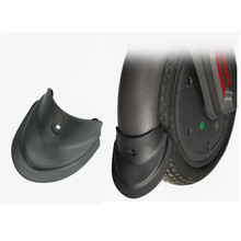 Millet Scooter Pro Fender Front Rear Fishtail Mud Retention M365 Modified Accessories Black Green цена