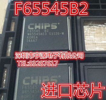 3 PCS F65545 B2 high-quality VGA controller F65545B2 QFP - 208 new imported chips