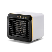 Mini Portable Ceramic Heater Electric Cooler Hot Fan Home Winter Warmer|Electric Heaters|   -