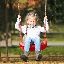 Toy Swings Plastic Baby Rocking Children Indoor Hanging Trapez Park Decor-Set Facilities