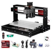 Machine de gravure Laser graveur CNC routeur 3018 Pro GRBL contrôle bois routeur Laser graveur hors ligne contrôleur Extension tige