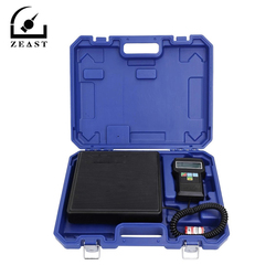ZEAST Tragbare Hohe Genauigkeit Digitale Elektronische Waage Kältemittel Lade Gewicht Waagen Mit Digital LCD Display