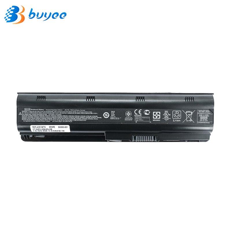 100% оригинальный новый аккумулятор MU06 MU09 для HP Pavilion g4 g6 g7 CQ32 CQ42 CQ62 CQ72 DM4 HSTNN-CBOX G32 G42 G6
