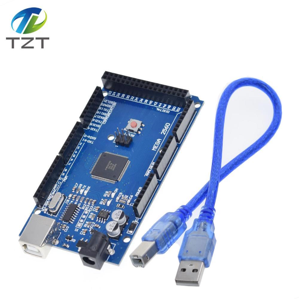 Mega2560 Pro ATmega2560-16AU USB CH340 Atmega2560 Dev Board Arduino Mega2560 R3
