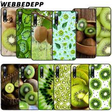 WEBBEDEPP Kiwi Summer Fruit Soft TPU Case for Xiaomi Mi 6 8 A2 Lite 6 9 A1 Mix 2s Max 3 F1 9T A3 Pro CC9E Cover webbedepp yin yang koi fish soft tpu case for xiaomi mi 6 8 a2 lite 6 9 a1 mix 2s max 3 f1 9t a3 pro cc9e cover