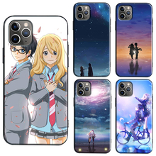 Your Lie in April Phone Case For iPhone