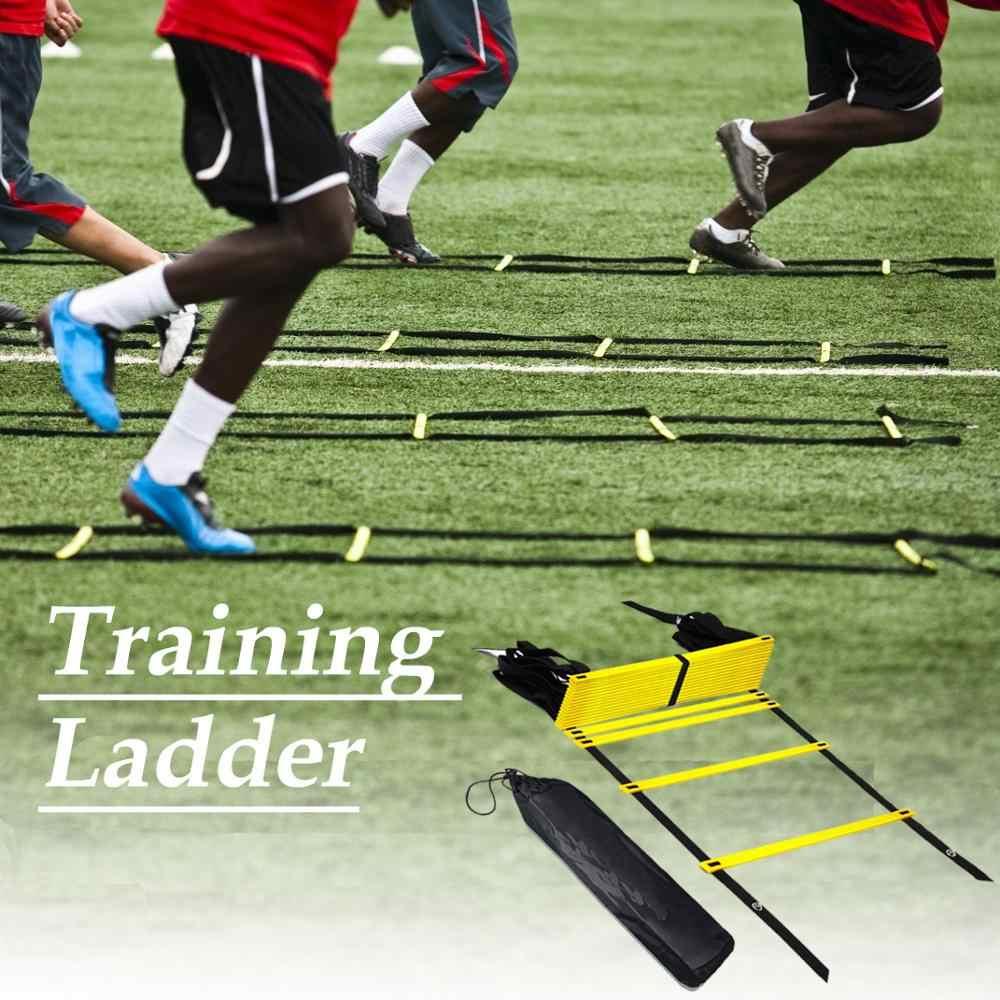 Scala Agilità Scaletta per Allenamento Calcio Esercizio Velocità Fitness 8