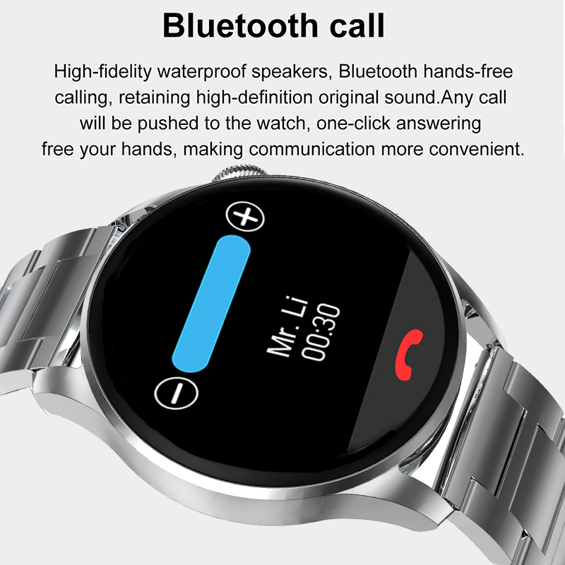 Permalink to 2021 New ECG+PPG Smart Watch Men Women Wireless Charging IP68 Waterproof Luxurious Heart Rate Smartwatch For Huawei Xiaomi Phone