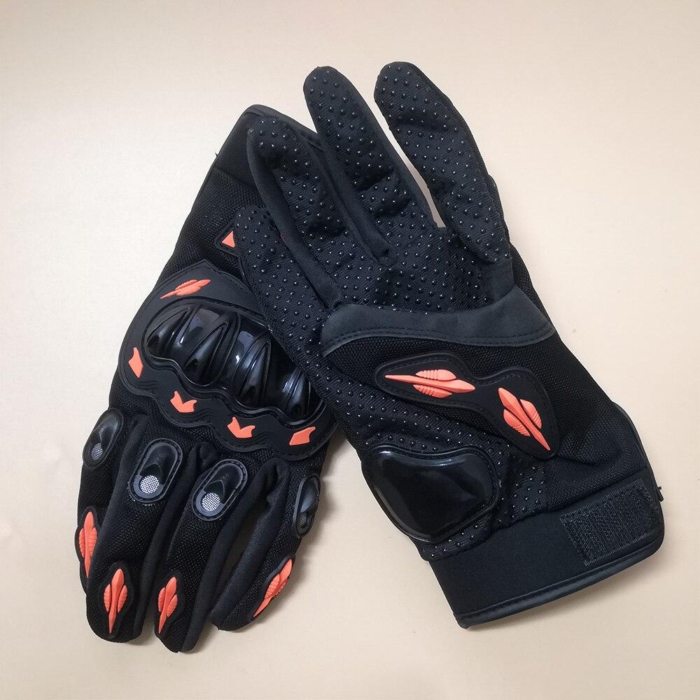 Avec LOGO pour KTM gants de moto doigt complet gants de Motocross sport équitation course Protection extérieure Guantes