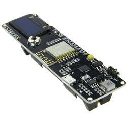 Esp8266 Oled Preflashed макетная плата экран 0,96 дюймов Oled версия-Esp8266 + 0,96 дюймов Oled
