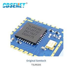 Image 4 - E104 BT10G 2.4GHz TLSR8269 Bluetooth verici UART modülü SMD GFSK SigMesh kapısı yolu Mesh ağı için
