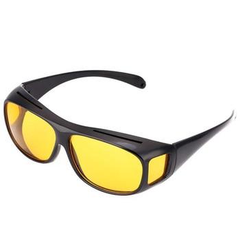 Car Night Vision Sunglasses Night Driving Glasses Driver Goggles Unisex Sun Glasses UV Protection Sunglasses Eyewear 2
