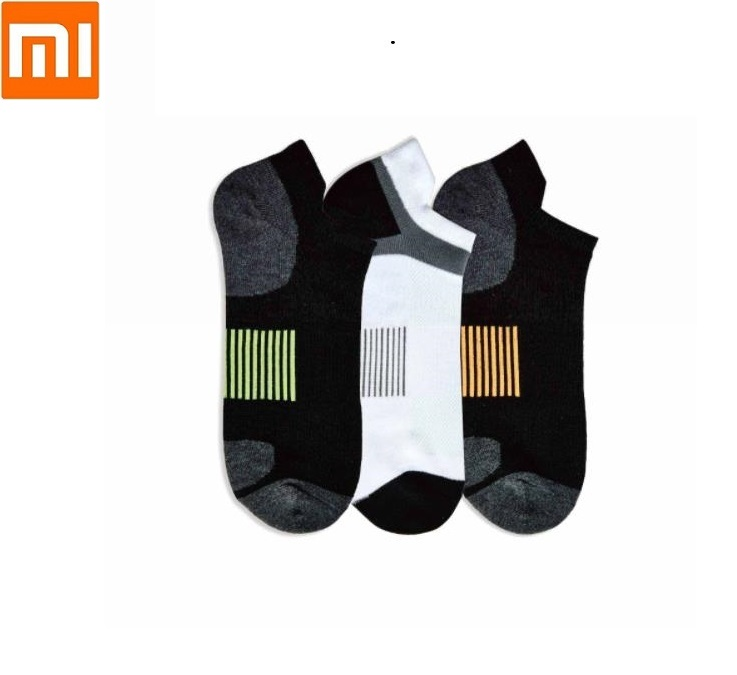Xiaomi Youpin Men Odor-resistant Multi-function Sports Socks Dry Breathable Soft And Comfortable Summer Deodorant Boat Socks