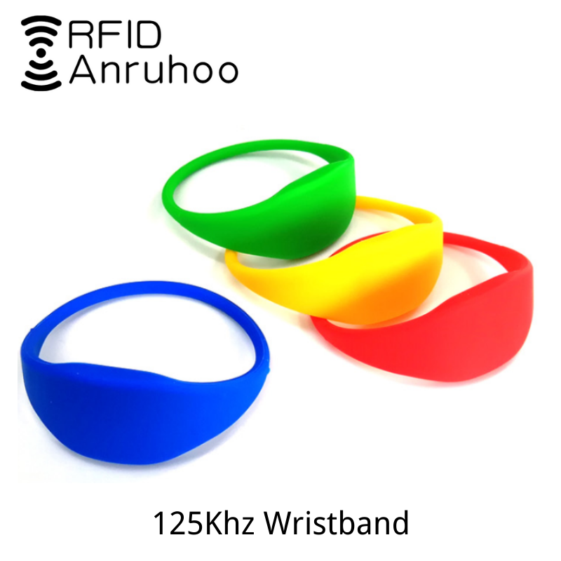 10 шт. RFID водонепроницаемый браслет EM/TK4100 контроль доступа смарт чип тег 125 кГц считывание только бейдж ID карта ключ|Карты контроля доступа|   | АлиЭкспресс