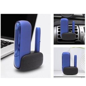 Image 2 - JINXINGCHENG moda tip c tasarım standı hızlı şarj IQOS için 3 DUO araba şarjı IQOS için 3.0 masa standı şarj