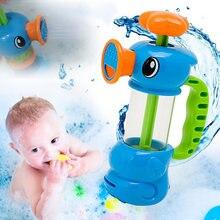Детские игрушки для купания в воде морская лошадь искусственный