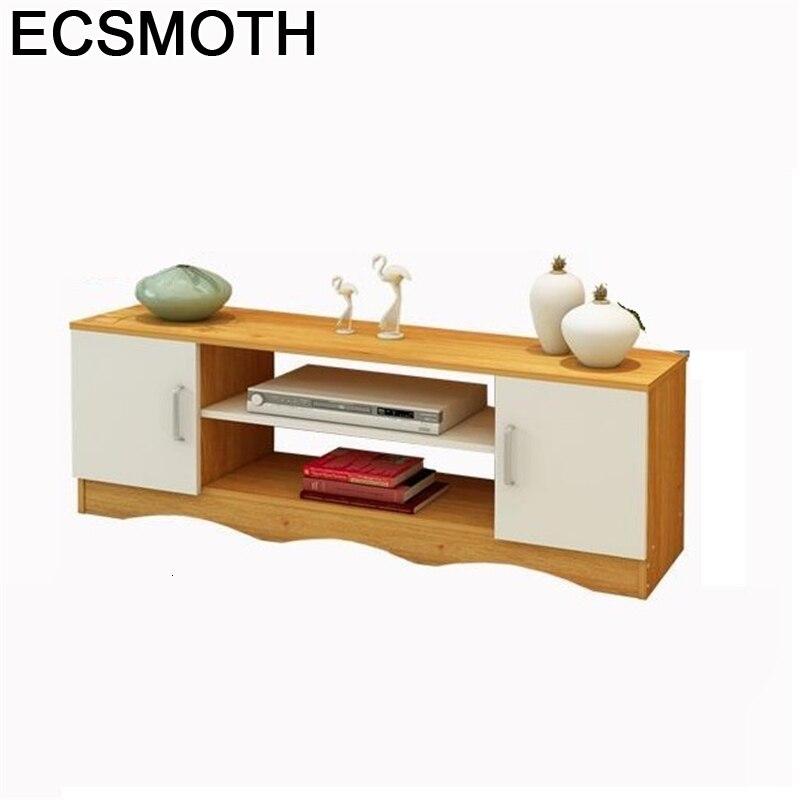 Tele Sehpasi unité De Table écran plat Soporte Para rétro Meuble en bois salon meubles moniteur support Meuble Tv Mueble