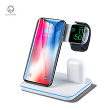 15W Wireless Charger for iPhone 11 Pro Max X XS Max XR Pad f