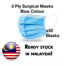 Surgical Masks Face Disposable 50pcs 3 Ply Adult N95 Earlobe Ce Personal One Time China Mainland Gb2626-2006