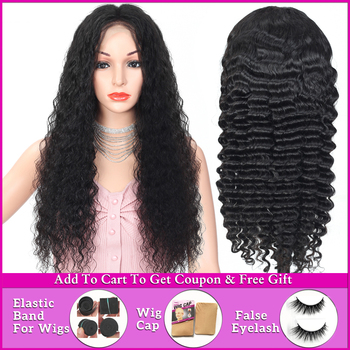 deep wave 13x4 lace front wig pixie cut brazilian hair wig short bob lace front human hair wigs for women Non-Remy 150% Density 13x4 lace front wig pixie cut water wave wig short bob lace front wig brazilian lace front human hair wigs for women non remy