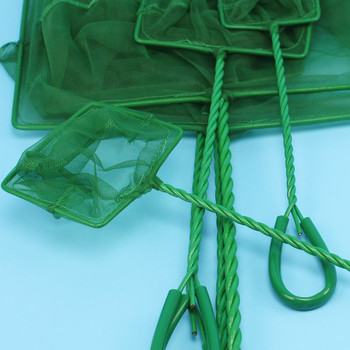 Best Aquarium Fish Nets 1Pc Useful Portable Long Handle Fishing Accessories cb5feb1b7314637725a2e7: 4 inch|5 inch|6 inch|8 inch