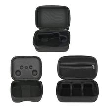 Storage Bag Carrying Case for D-JI Mavic Air 2 Drone Remote Control Batteries storage case portable travel carrying bag waterproof box for d ji mavic air 2