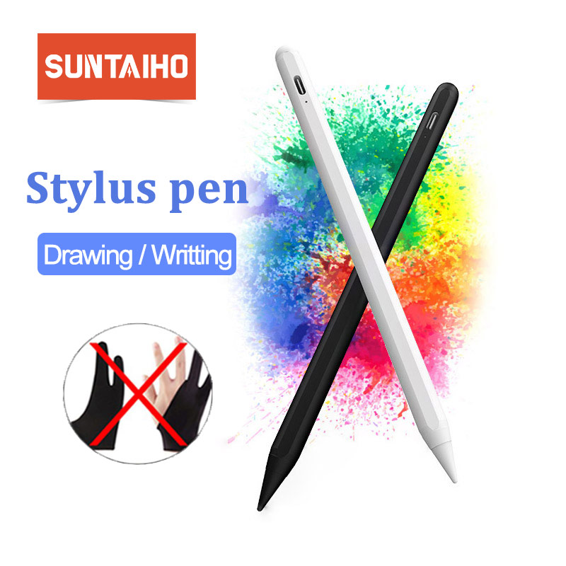 Palm Rejection For IPad Pencil Smart Pen Stylus Pencil For Apple IPad Pro 11 12.9 2018 Stylus Pen For IPad Air 3 2019 10.2 Mini
