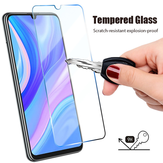 3PCS Tempered Glass on Huawei P Smart 2021 P Smart Z S 2019 Screen Protector Glass for Huawei P30 Lite P40 Lite P20 Pro Glass 5