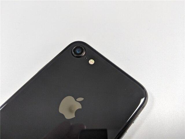 "Original Unlocked Apple iPhone 8 LTE Mobile Phone 256G/64G ROM 3GB RAM Hexa Core 12.0MP 5.5"" iOS Fingerprint Smartphone 5"
