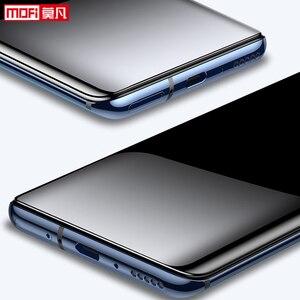 Image 1 - スクリーンプロテクター oneplus ため 7 プロフルカバー表面フィルム mofi 7 プロ強化ガラス超クリア oneplus 1 + 7 フロント保護 9H